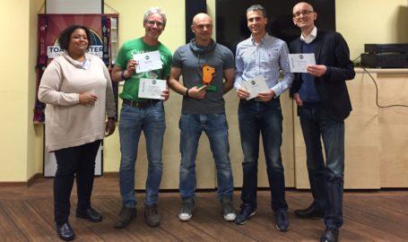 Putzbericht - letztes KSB-Treffen, 12.04.2017
