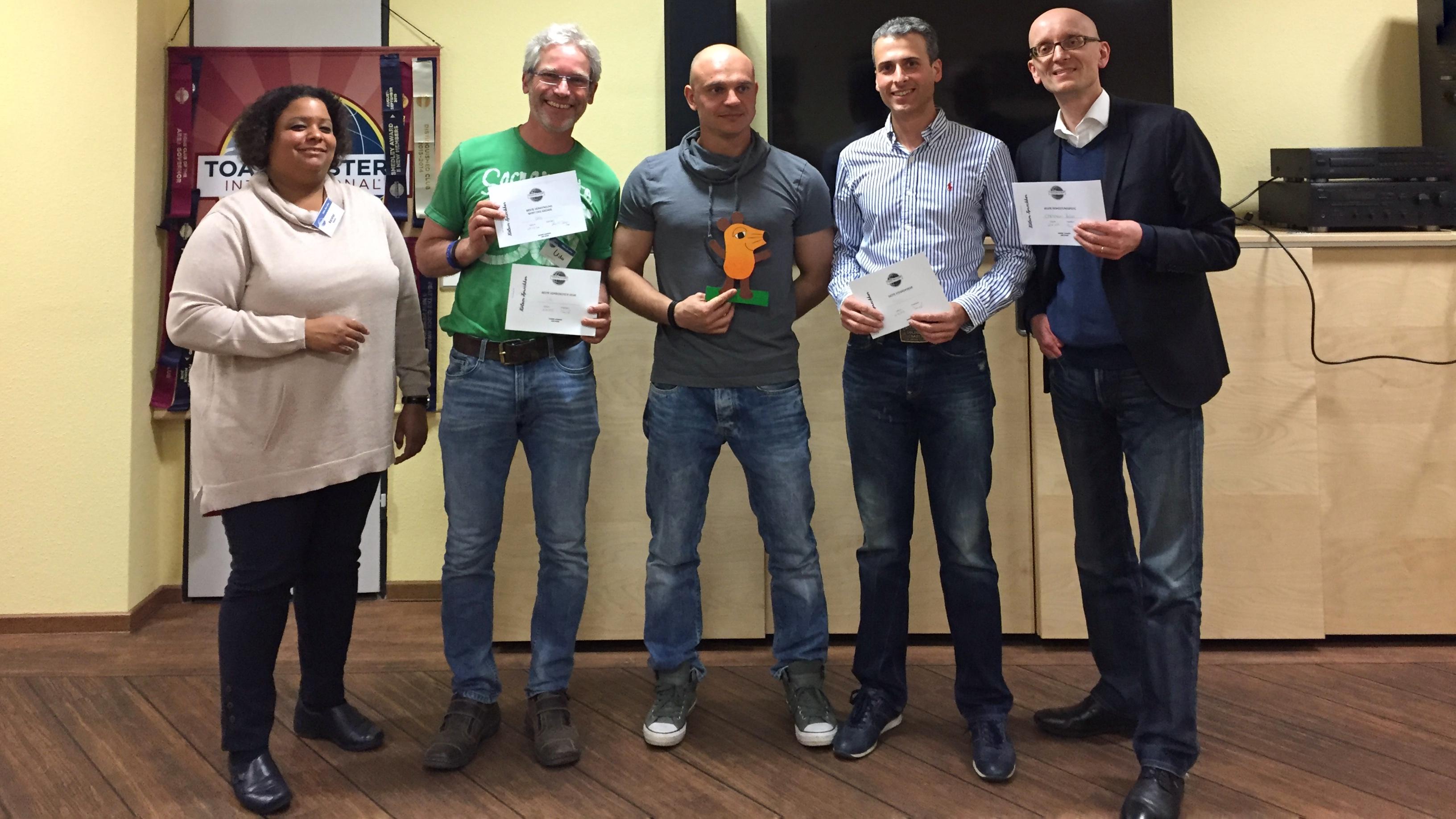 Putzbericht – letztes KSB-Treffen, 12.04.2017