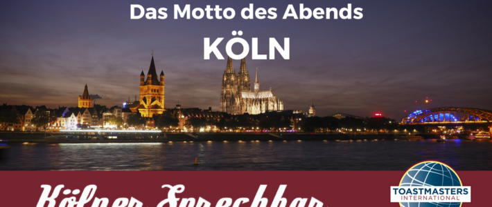 Et kütt wie et kütt in Köln